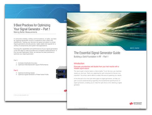 Download Signal Generator Essentials