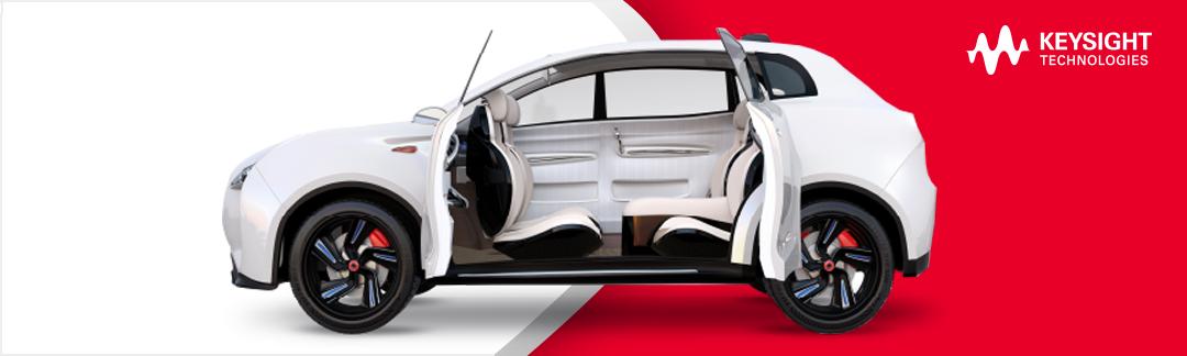 V2X 기술이 탑재된 자율주행 차량