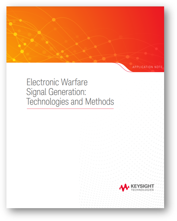 Electronic Warfare Signal Generation: Technologies and Methods
