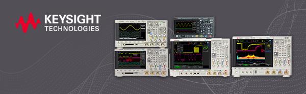 Keysight InfiniiVision Oscilloscopes