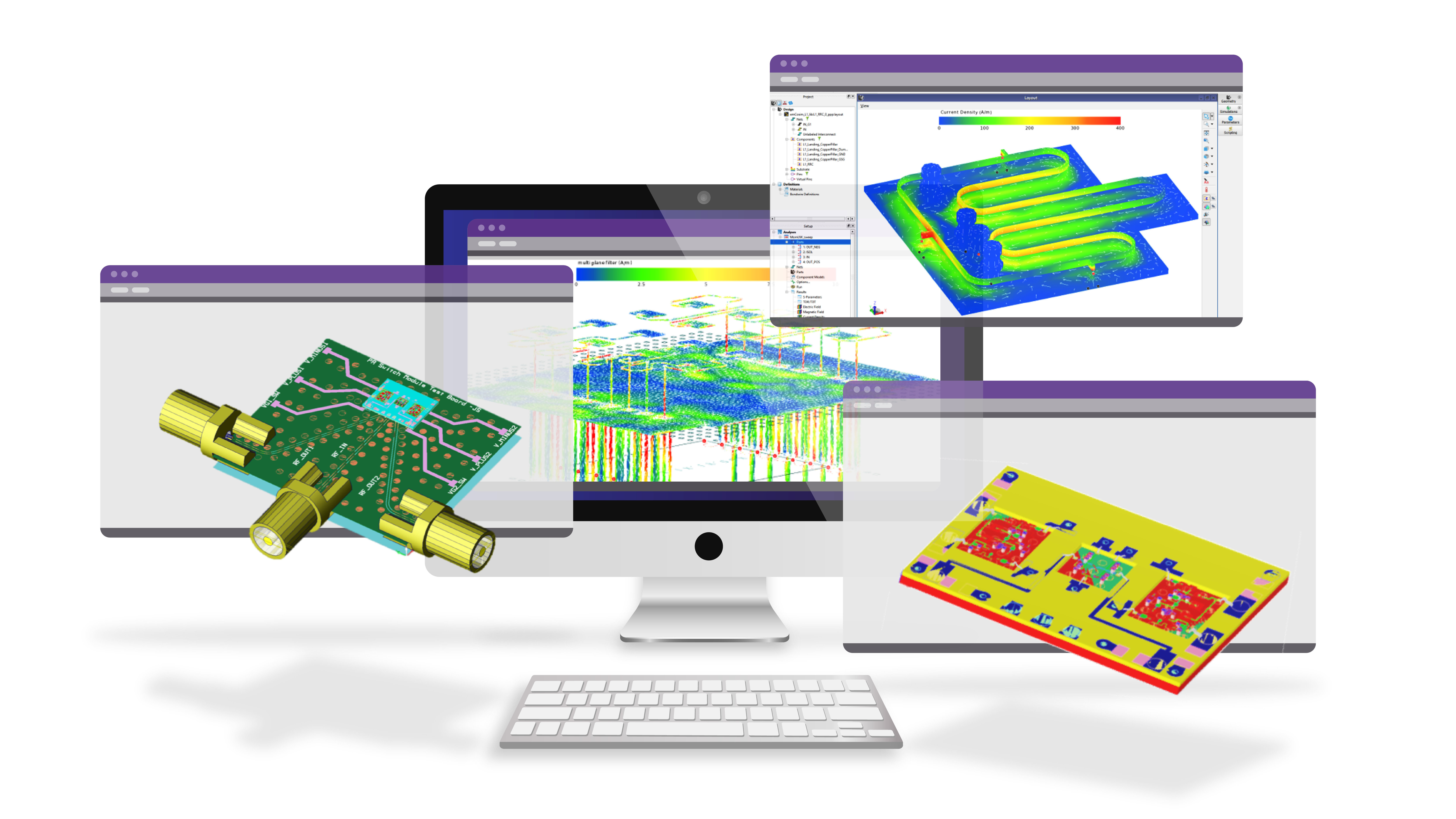PathWave RF and Microwave Circuit Design software