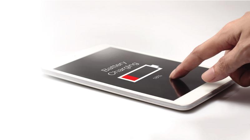 Battery Life Estimates - Go Slow to Go Fast