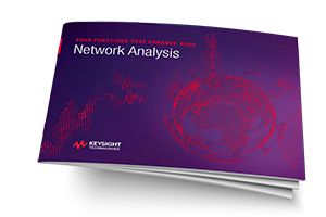 Network analyzer eBook cover image
