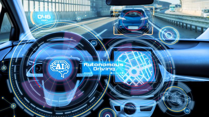 Connected Autonomous Vehicle Series